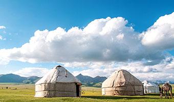 - Kyrgyzstan